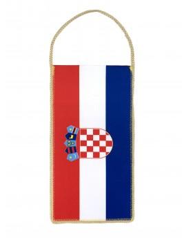 Stolna zastava Republike Hrvatske - 24x12cm