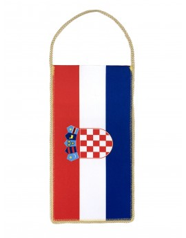 Table flag of Croatia - 24x12cm