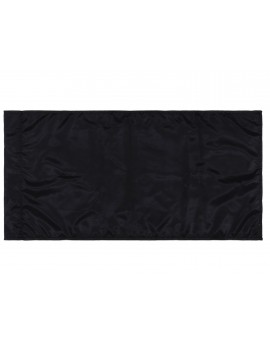 Black flag - 300x150cm - silk