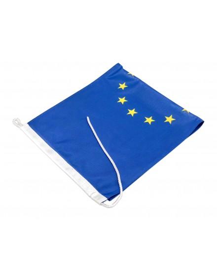European Union Maritime Flag - 30x15cm