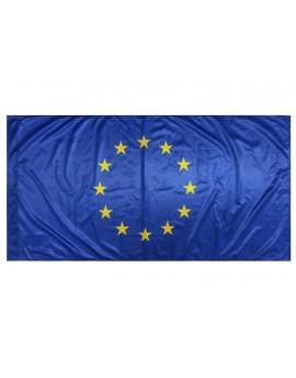 Flag of European Union - 80x40cm - Mesh