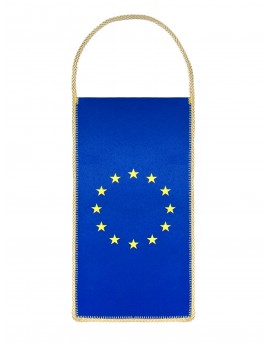 Table flag of European Union - 24x12cm