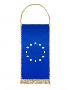 Stolna zastava Europske unije - 24x12cm - sa resicama