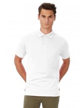 Pamučna Polo majica B&C Bijela