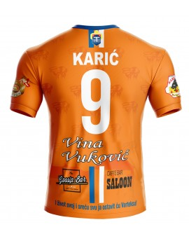 "NK Varteks ""HOME 2018/19"" - KARIĆ - Jersey"