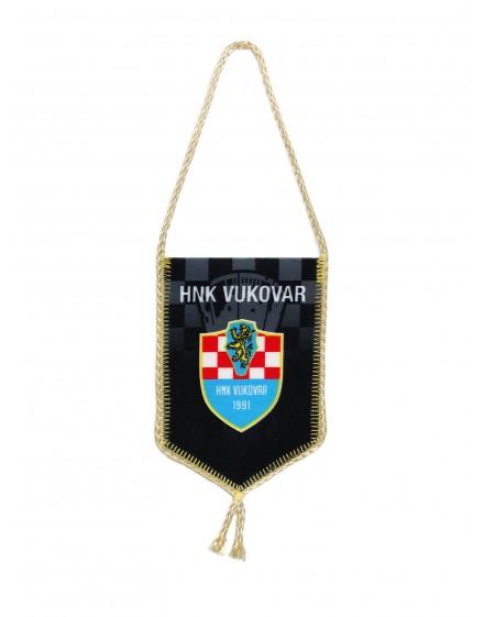 HNK Vukovar - Car flag - Black