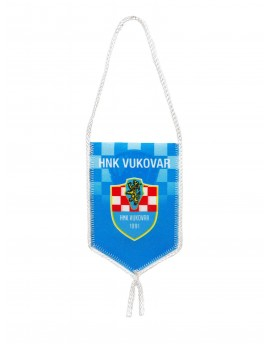 HNK Vukovar 1991 - Car flag - Blue
