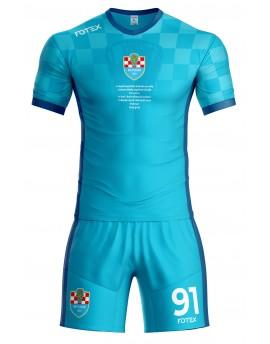 HNK Vukovar 1991(2019) - Jersey + Shorts - Blue