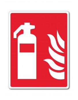 Naljepnica - mjesto za vatrogasni aparat