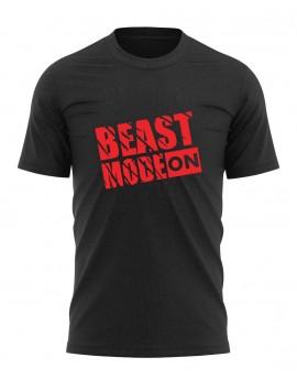 T-shirt - Beast mode on