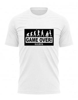 Majica - Game over evolution