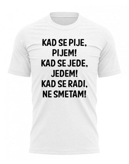 Majica - Ne smetam
