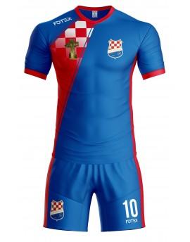 NK Bogdanovci - Jersey + Shorts - 2019 - Blue