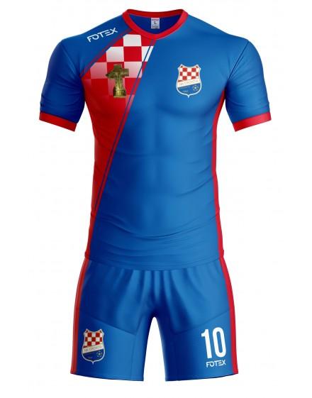 NK Bogdanovci - komplet - 2019 - plavi