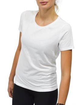 Cotton - Kids - Women T-shirt - Fotex