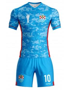 HNK Vukovar 1991 (2020) - Jersey + Shorts - Blue