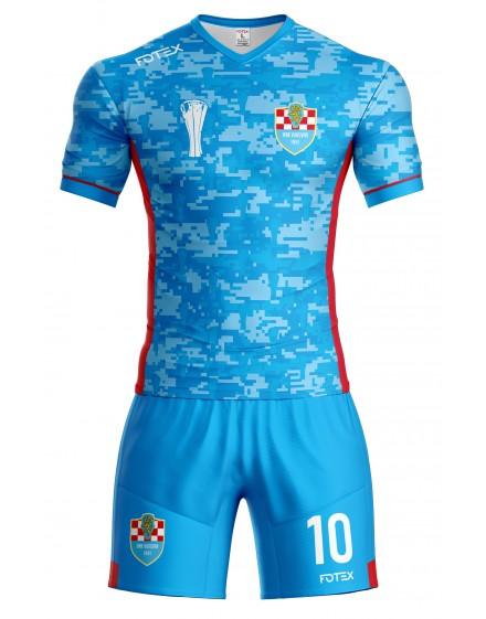 HNK Vukovar 1991 (2020) - komplet - plavi