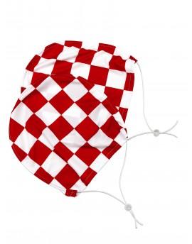 Croatian Fan Car Mirror Cover